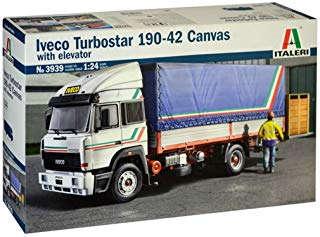 3939S - IVECO TURBOSTAR 190.42 CANVAS TRUC